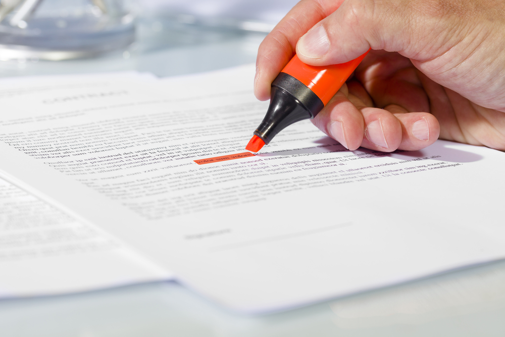 Clearing Up Contract Confusion