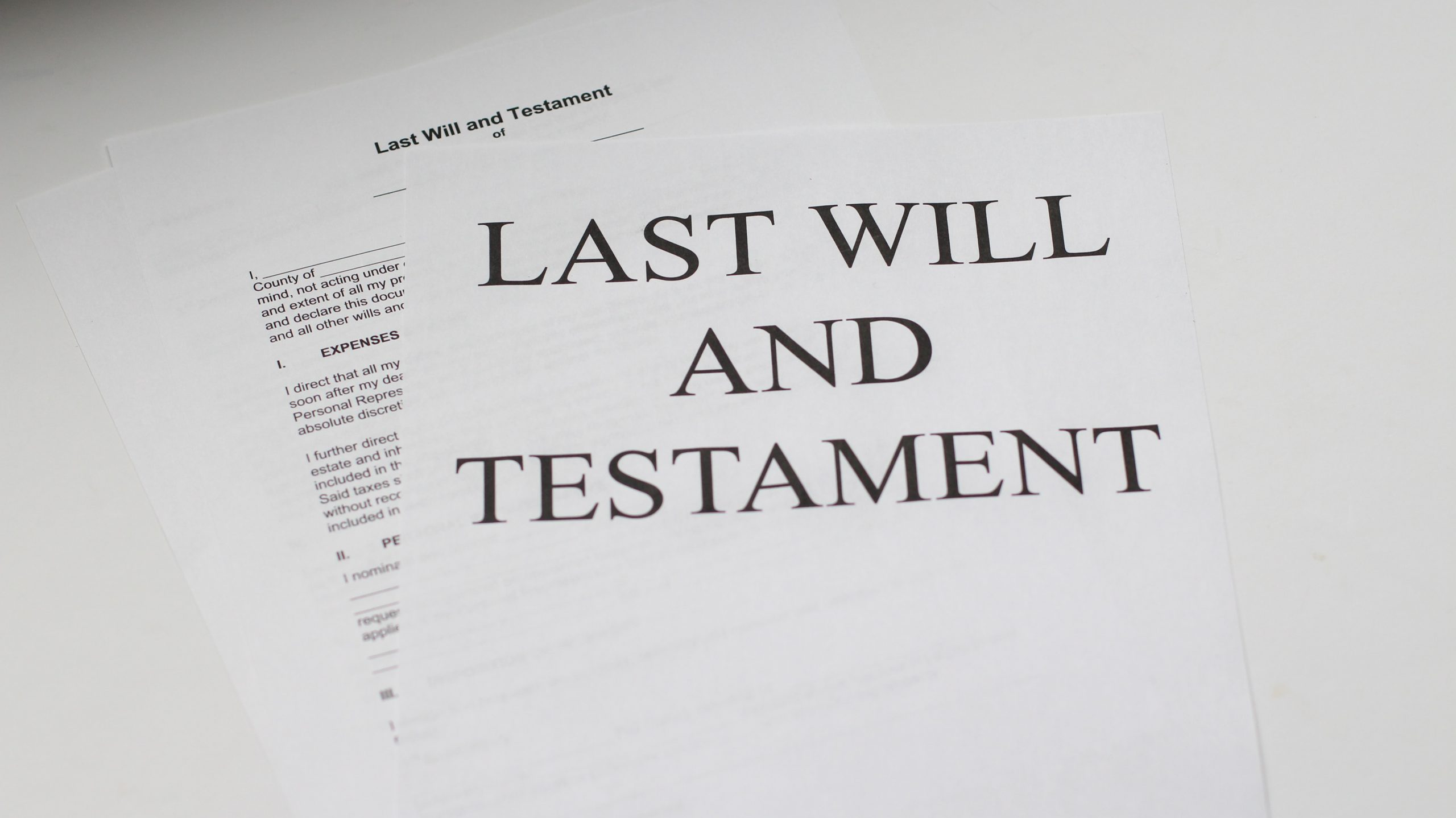 Estate Planning Attorney East Brunswick NJ